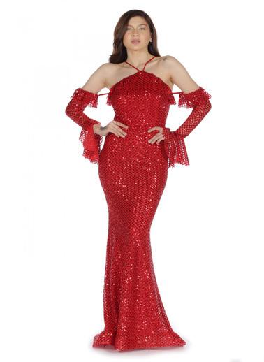 Pierre Cardin Elbise Kırmızı